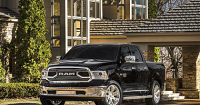 Rugged Dodge Ram Laramie Delivers Power, Technology