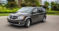 2017 Grand Caravan Adds Convenience, Safety Features
