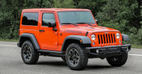 2017 Wrangler Stays True to Off-Road Roots