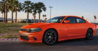 2017 Charger Awarded Top Honors in Safety, 'Most Loved Vehicles'