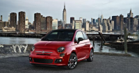 Express Yourself With Style: Fiat 500, Fun Meets Function