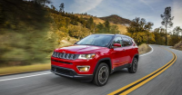 2017 Compass Boasts Style, Off-Road Capability