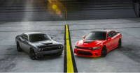 2018 Dodge Charger: A Throwback to American Muscle