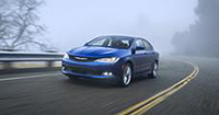 All-New Chrysler 200 Mid-Size Sedan Earns Five-Star Safety Rating