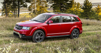 New Dodge Journey Blends Versatility, Efficiency