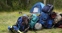 Four Items for Next Camp Outing