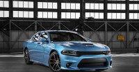 Dodge Charger Brings Attitude, Connectivity to Popular Muscle Car