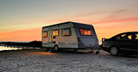 Lessen the Load Via Lightweight Travel Trailers