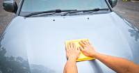 Prevent Summer Sun From Damaging Your Car's Factory Finish