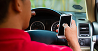 National campaign highlights distracted driving