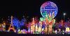 Seasonal Lighting Displays Brighten Parks Across the Country