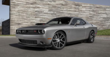 2017 Challenger Features Exclusive All-Wheel-Drive