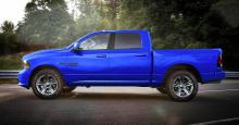 Lighter Frame, Improved Aerodynamics Define 2019 Ram 1500