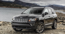 Rugged Jeep Compass Blends Style, MPG in Compact SUV