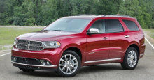 Dodge Earns Respect with New Technology, Style in 2016 Durango