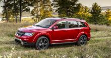 Dodge Journey Delivers Comfort, Value for Active Families