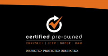 Certified Pre-Owned Offers Peace of Mind