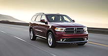 New Durango V-8 engine delivers power plus fuel economy