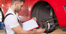 The Heat Is On: Check Brakes Before Travel